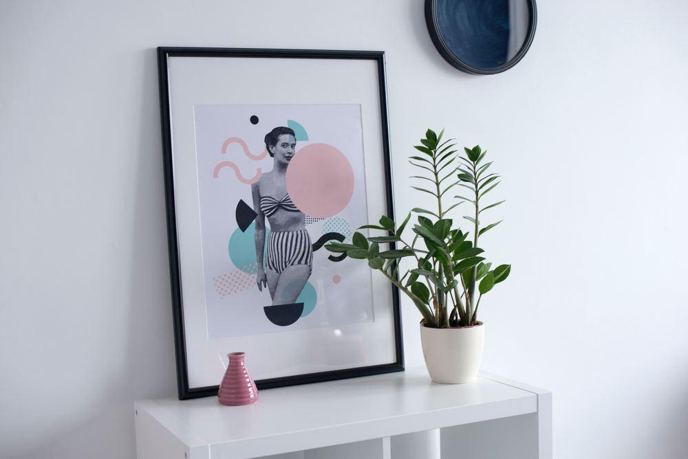 Flotte og stilige plakater til hjemmet